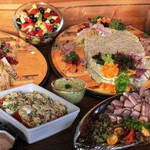koudbuffet op dreef cateringservice